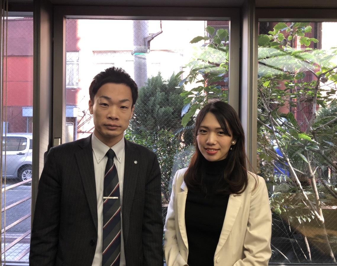 インタビューありがとうございました!